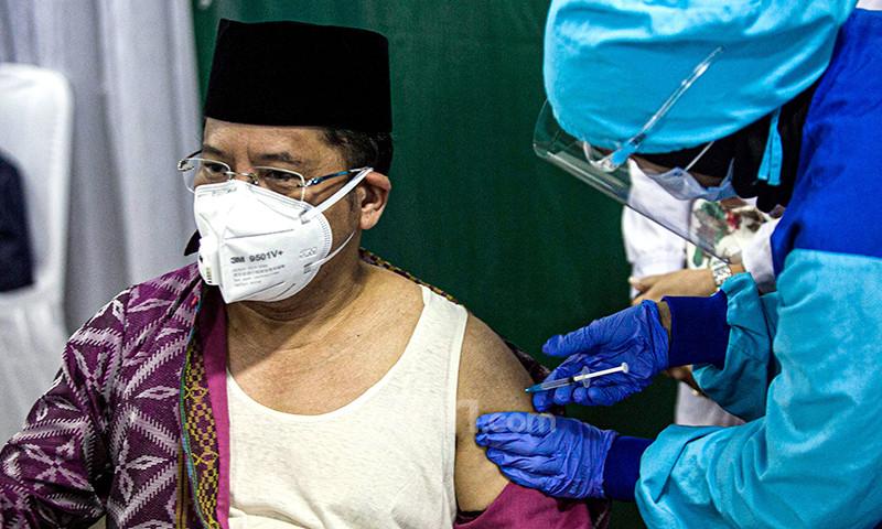 Azis Syamsuddin Apresiasi Langkah China Dahulukan Umat Muslim Mendapatkan Vaksin Covid-19  - JPNN.com