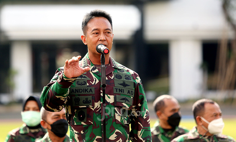 Dukungan Morel Jenderal Andika untuk 2 Prajurit TNI AD dengan Gangguan Jiwa - JPNN.com