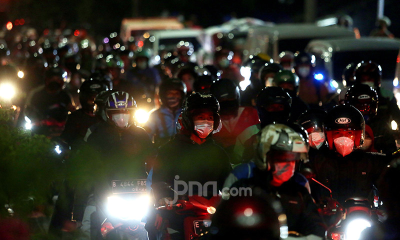 Balik ke Surabaya, Warga Wajib Tes Usap COVID-19 - JPNN.com Jatim