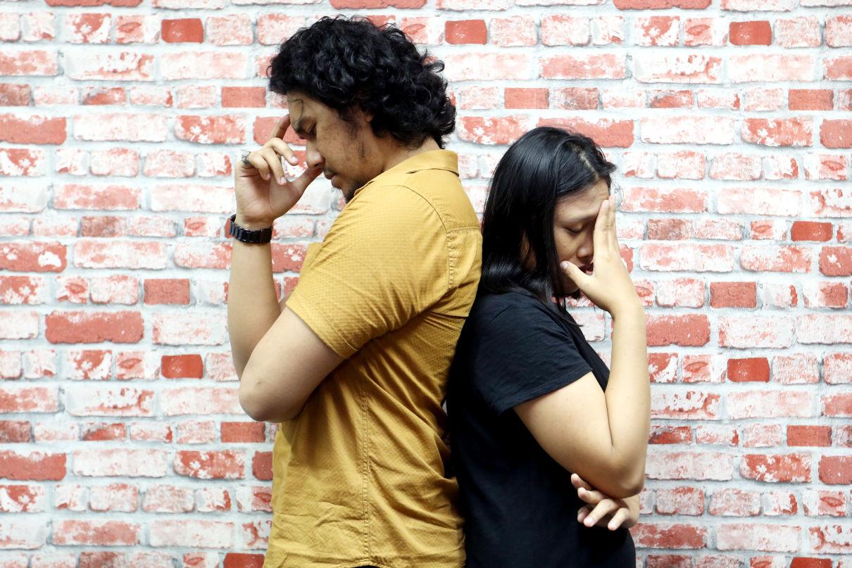 Luar Biasa, Ini 4 Alasan Pria Lebih Memilih Diam Saat Bertengkar dengan Pasangannya - JPNN.com