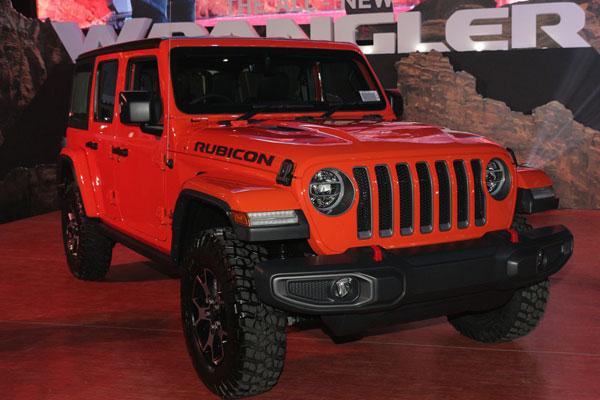 Telisik Kebaruan Jeep Wrangler Seharga Rp 1,1 miliar