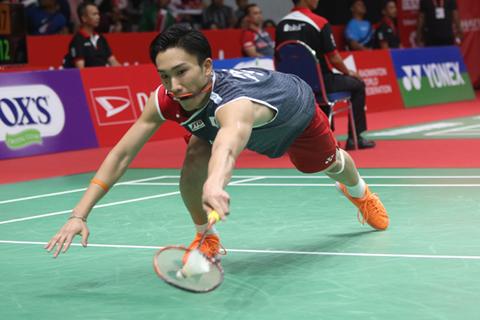 Big Match! Ginting Vs Momota di Indonesia Masters Sore Ini