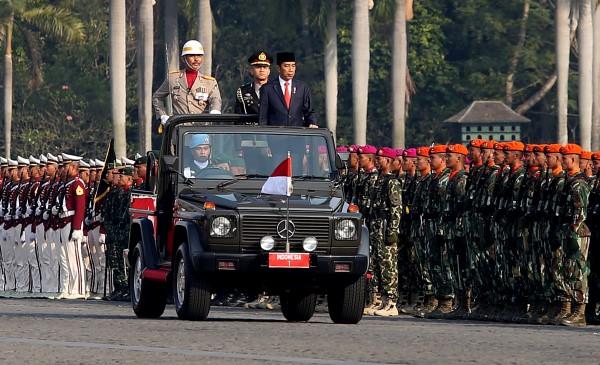 Jenderal Tito Berani Sampaikan Permintaan Langsung ke Presiden Jokowi