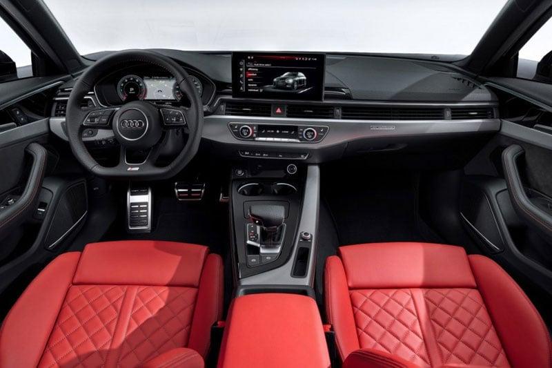 Bawa Kebaruan Signifikan Audi A4 2020 Tak Rela Melepas