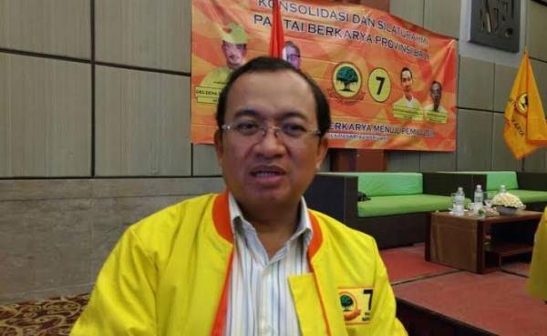 12 DPD Partai Berkarya Sumsel Kirim Surat Penting ke Tommy Soeharto