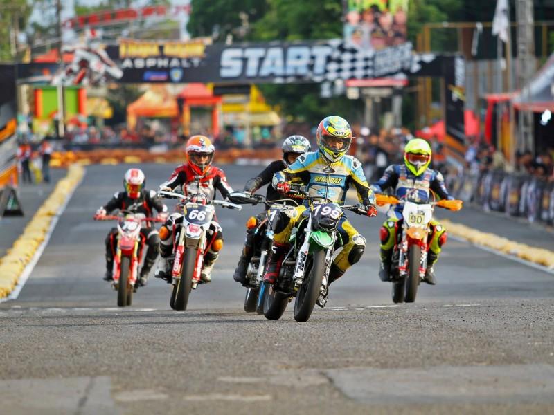 Trial Game Asphalt Yogyakarta: Berebut Tahta di Kandang Juara Bertahan