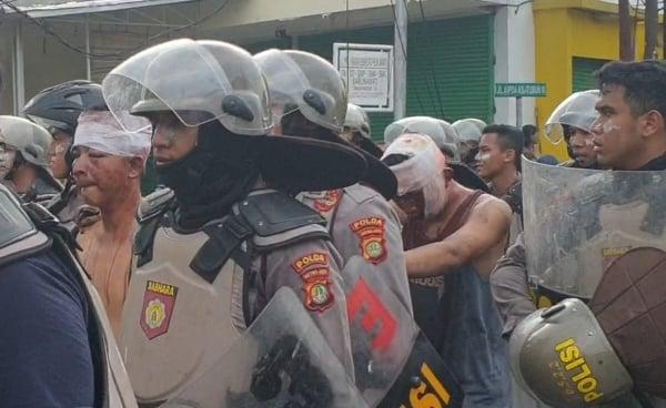 20 Provokator Rusuh Aksi 22 Mei Ditahan, Siapa pakai Peluru Tajam?