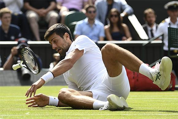 Lolos ke Final Wimbledon 2019, Djokovic Tak Sabar Menonton Nadal vs Federer