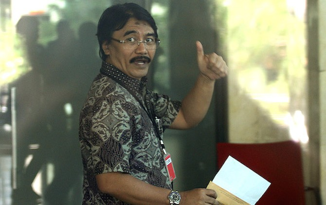Menpora Era SBY Masuk Gerindra demi Dukung Prabowo ke RI 1
