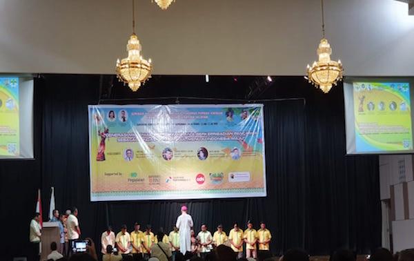 Endro Resmi Pimpin Pemuda Katolik Komda Sumatera Selatan