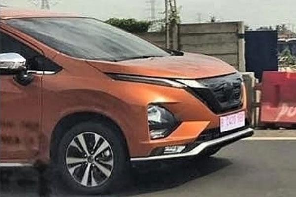 Bocor! Generasi Terbaru Nissan Grand Livina Kembaran Xpander