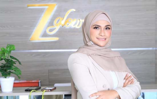 CEO Zglow Aesthetics Clinic Futri Zulya Ingin Buka 1.000 Lapangan Kerja Bagi Wanita