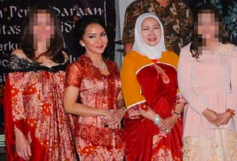 Ini Foto-Foto Jaksa Cantik Pinangki Sirna dengan Djoko Tjandra dan Anita Kolopaking