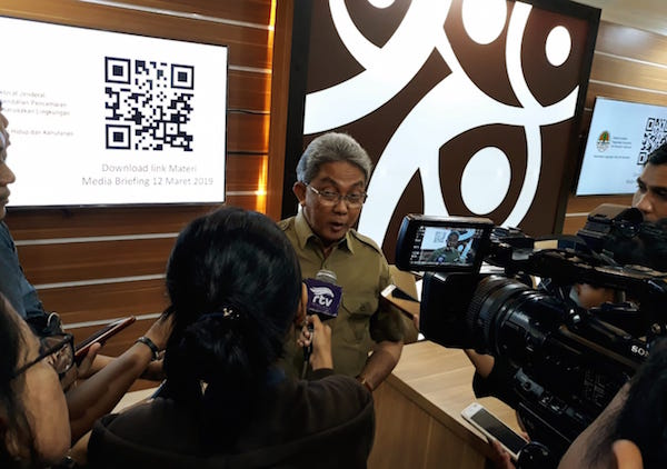 Karliansyah: Kualitas Udara Jakarta Masih Baik