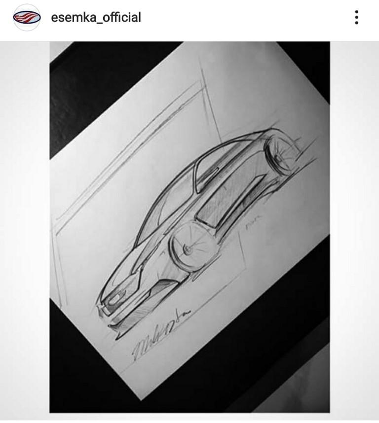 Tak Mau Dicibir Menjiplak, Esemka Tantang Desainer Lokal Garap Proyek Sport Car?