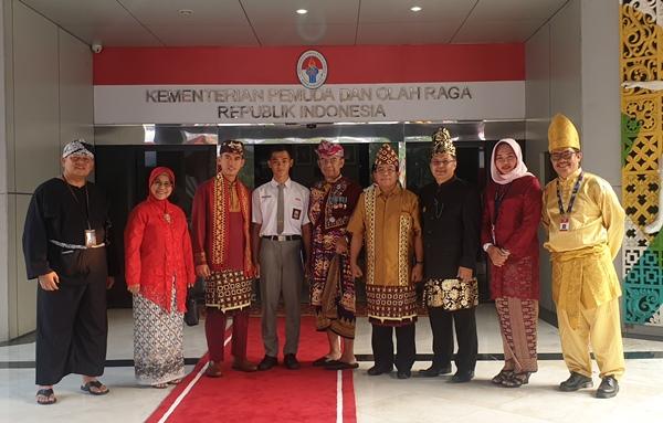 Koko Ardiansyah, Paskibra Labuhan Batu Diajak ke Istana Merdeka, Menitikkan Air Mata