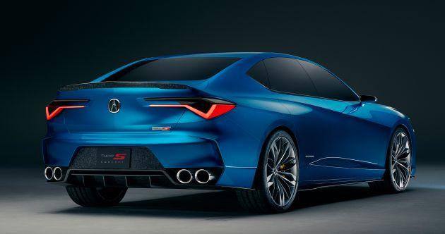 Debut Eksklusif Acura Type S Penuhi Hasrat Sedan Berkinerja Tinggi