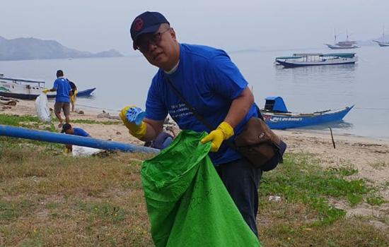 Danone-Aqua Kembangkan Ekonomi Sirkular di Labuan Bajo demi Atasi Sampah Plastik
