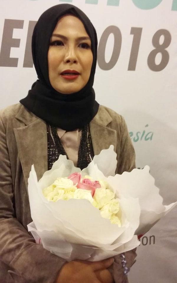 Tampil di IMFW 2018, Nina Nugroho Usung Tema Rendezvous