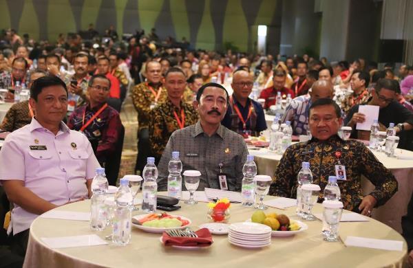 Rakornas Jelang Pemilu 2019: Polri Beber Potensi Kerawanan
