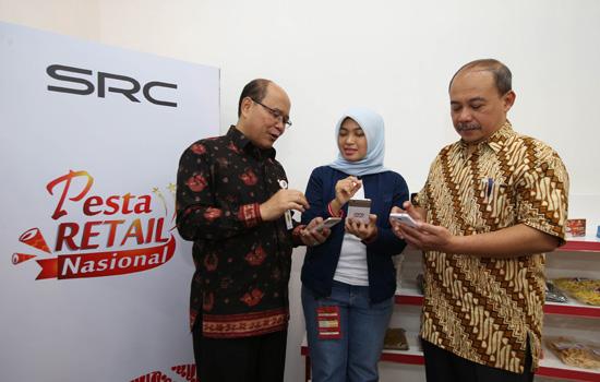 Pemerintah Apresiasi Aplikasi Ayo SRC Karya Sampoerna