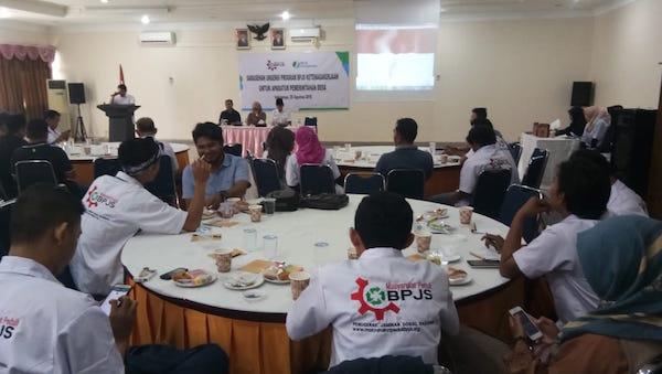 Aparatur Desa Wajib Dilindungi BPJS Ketenagakerjaan