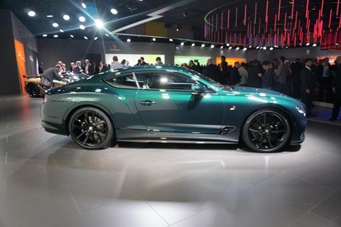Bentley Continental GT Number 9 Edition, Cuma 100 Unit, Khusus Buat Kolektor