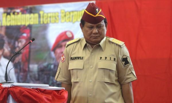 Prabowo Lebih Tepat Disebut Titisan Soeharto?