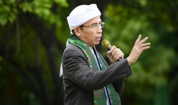 Ramses Mengaku Mendapat Informasi soal Kans TGB Zainul Majdi