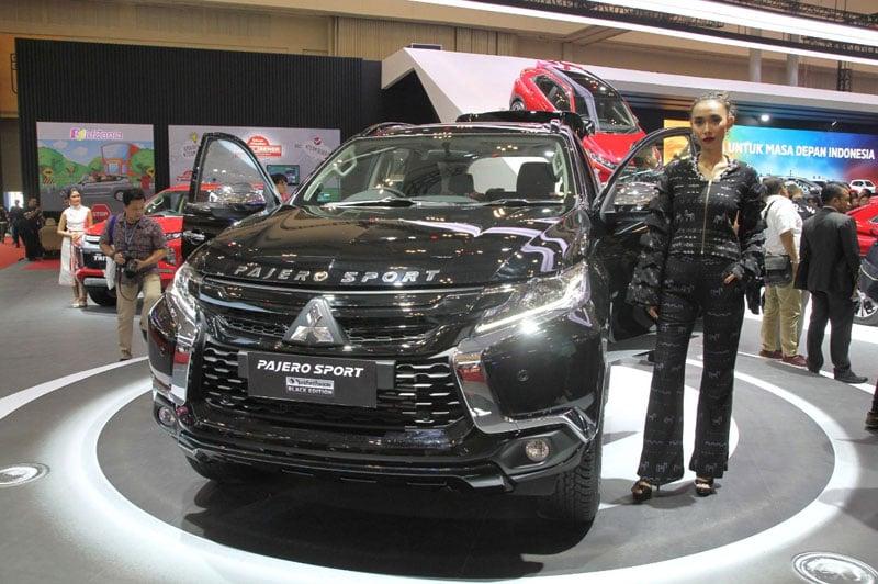 3 Model Baru dan Edisi Spesial Mitsubishi Menggoda Lantai GIIAS 2019