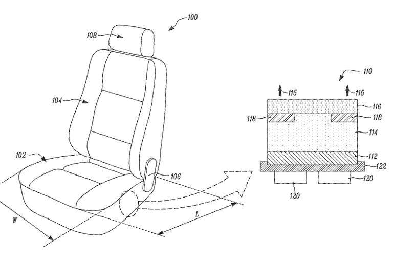 Tesla Ajukan Paten Jok Mobil Berteknologi Canggih Jpnn Com