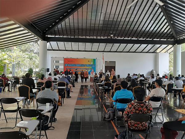 BNSP-LSP Rajawali Hospitality Nusantara Sertifikasi Tenaga Kerja Perhotelan di Bintan