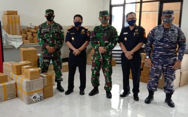 Prajurit TNI AL Kejar KM Sinar Mulya 06, Kemudian Tahan dan Geledah, Oh Ternyata