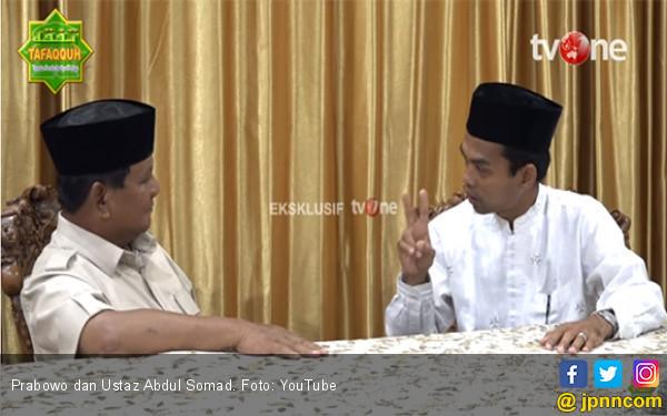 Ustaz Abdul Somad Dukung Prabowo, Kepala BKN: Beliau Dosen PNS