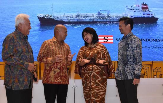 Garap 3 Segmen, Samudera Indonesia Remajakan Kapal Tanker