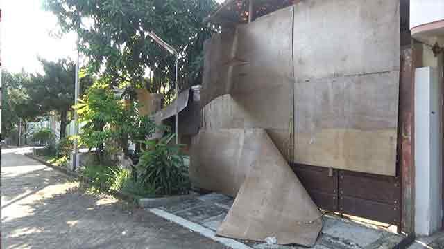 Rumah Dita, Pelaku Bom Surabaya Terbengkelai, Tak Ada Keluarga yang Rawat