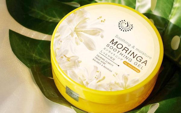 Moringa Soothing Gel, Solusi Kecantikan dari Ujung Rambut sampai Kaki