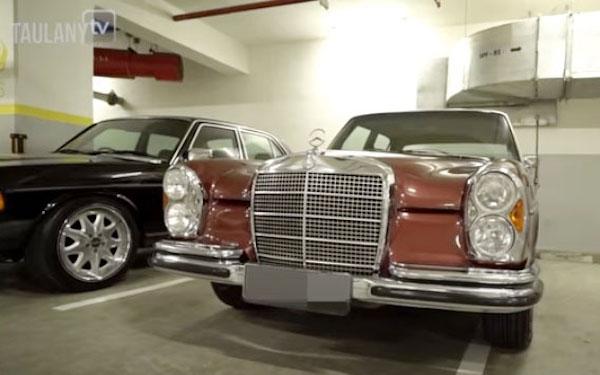 Koleksi Mobil Klasik Uya Kuya Bikin Andre Taulany Ngiler
