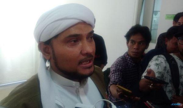 Habib Rizieq Bakal Sampaikan Pesan Khusus di Munajat 212