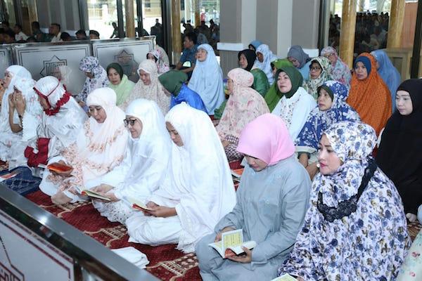 Sambut Tahun Baru 2019, Mabes TNI Gelar Doa Bersama