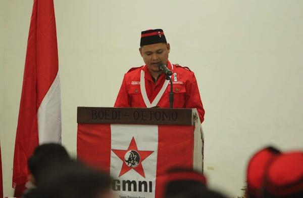 DPP GMNI Hasil Kongres Ambon Resmi Dikukuhkan, Ini Nama-nama Pengurusnya