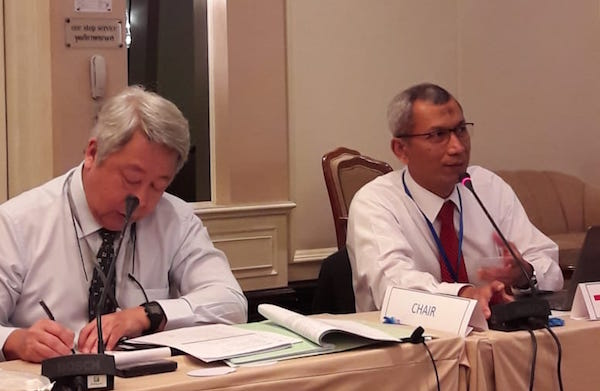 Indonesia Mendapat Apresiasi dari Forum EAHC di Thailand
