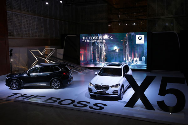Kupas Spesifikasi BMW X5 2019 Berbanderol Hampir Rp 1,5 Miliar