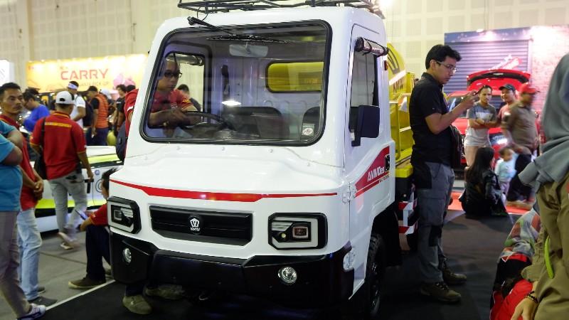Isi Akhir Pekan, Yuk Berburu Inspirasi Modifikasi Mobil di IMX 2019 Balai Kartini