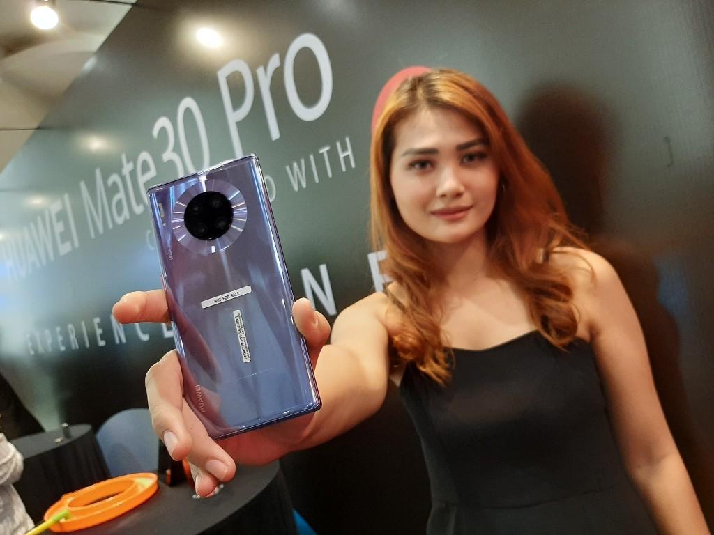 Huawei Mate 30 Pro Resmi Masuk ke Indonesia, Harga Rp 12,4 Juta