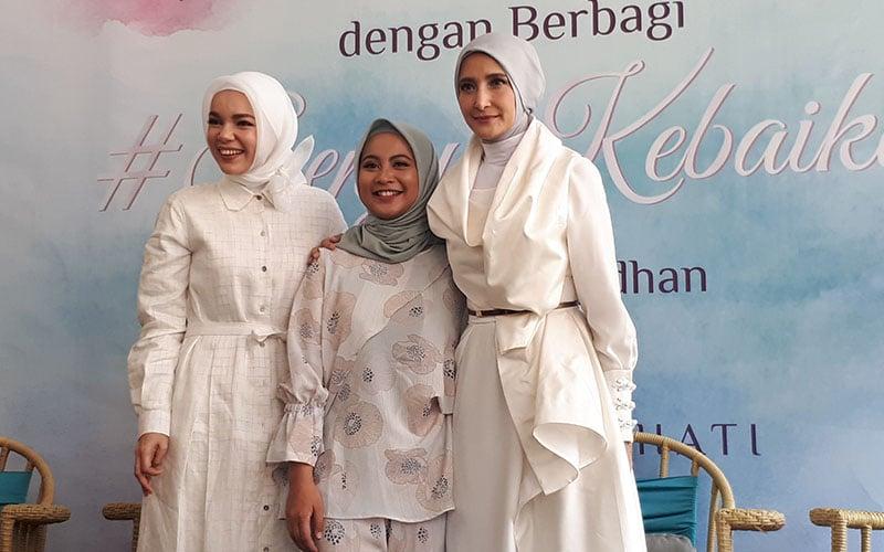 Empat Gaya Make Up Wardah untuk Jaga Cantikmu di Ramadan