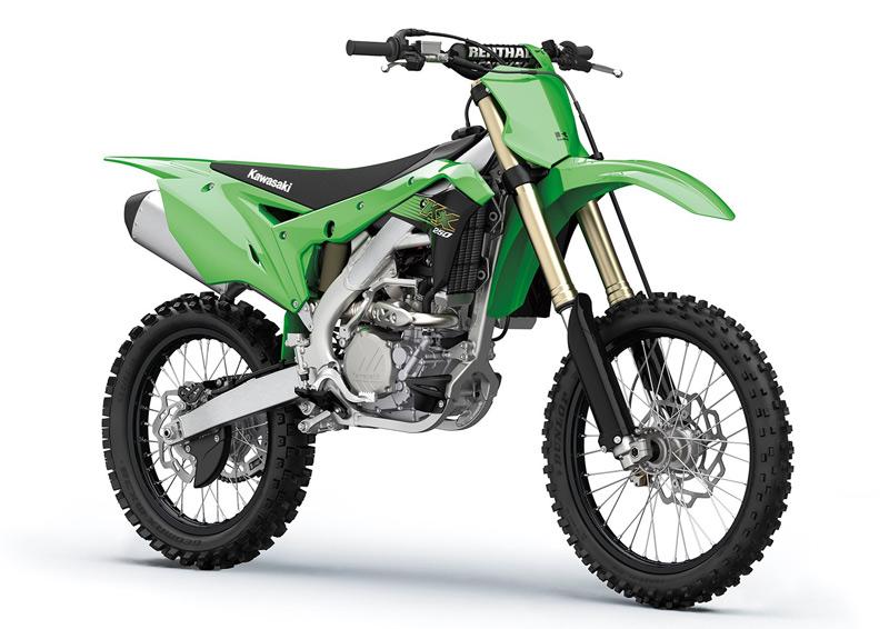 Kawasaki KX250 Terbaru Diklaim Lebih Bertenaga