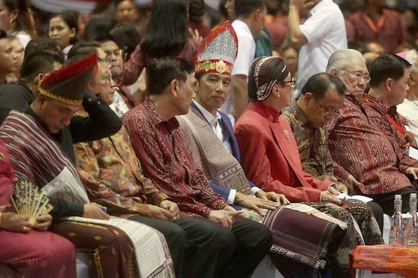 Jokowi: Keberagaman Sebagai Sumber Kekuatan
