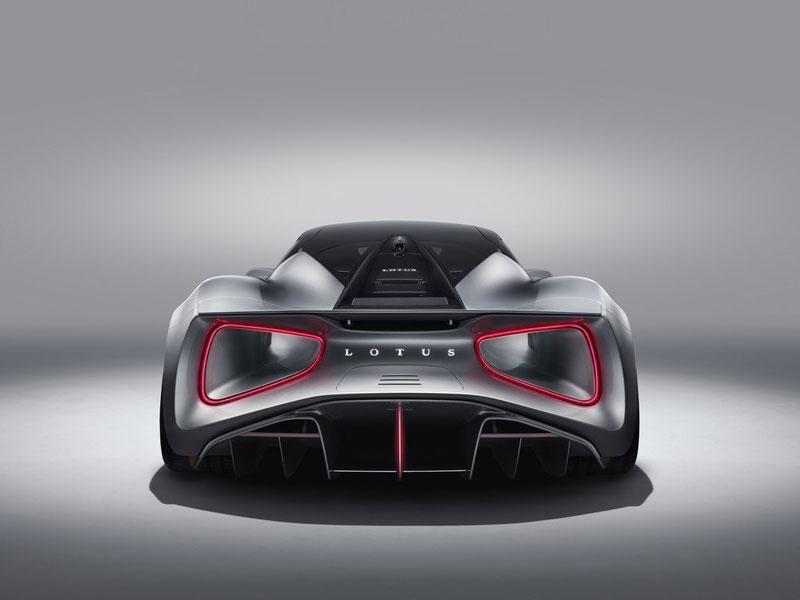 Lotus Evija Usik Titel Mobil Tercepat Koenigsegg dan Hennessey, Harga Rp 29 Miliar
