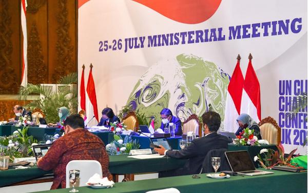 Indonesia Serukan Kepada Negara Maju Tetap Berperan untuk Memimpin Pengendalian Perubahan Iklim